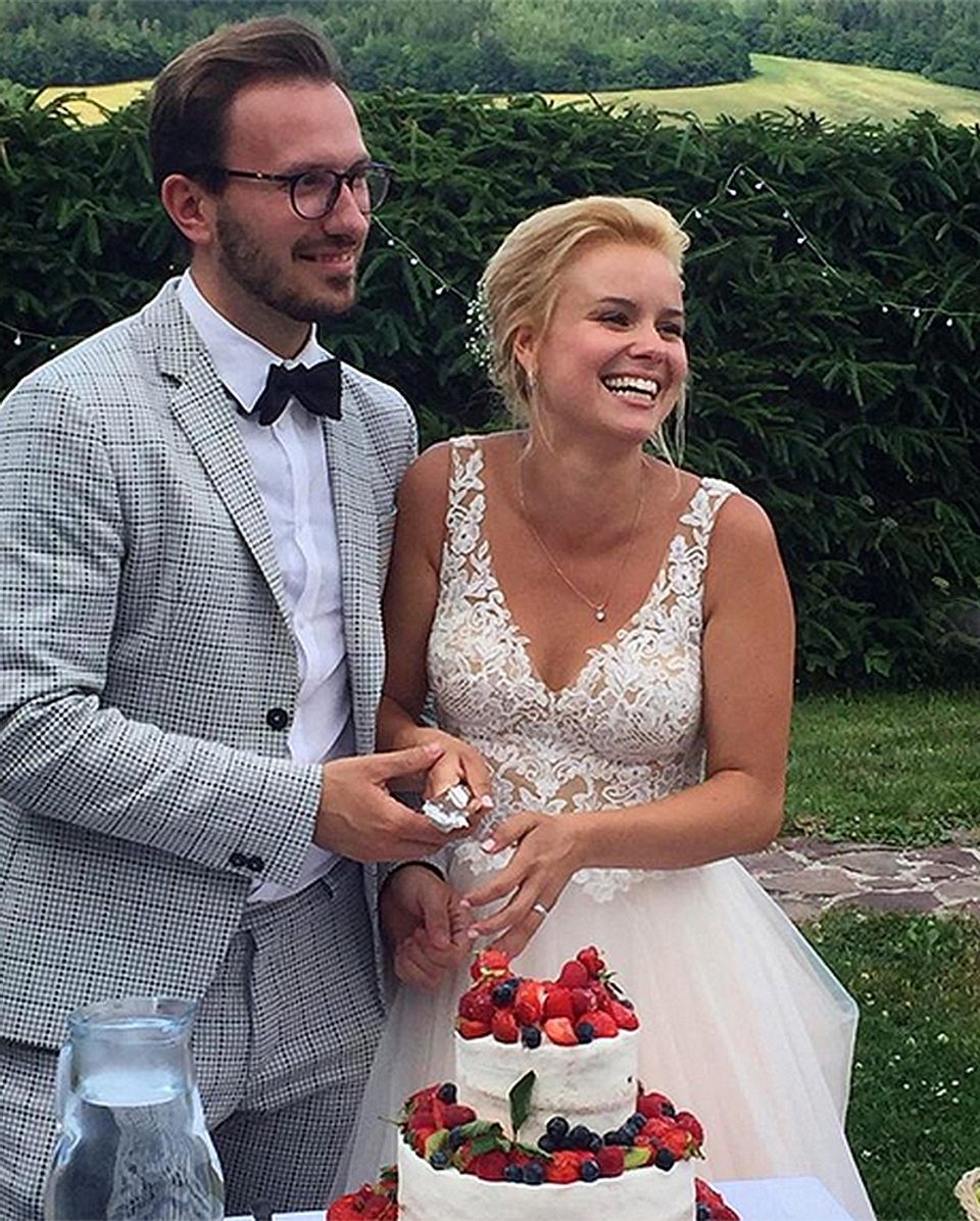 Svatba Patricie Solaříkové a Tibora Pagáče - 4
