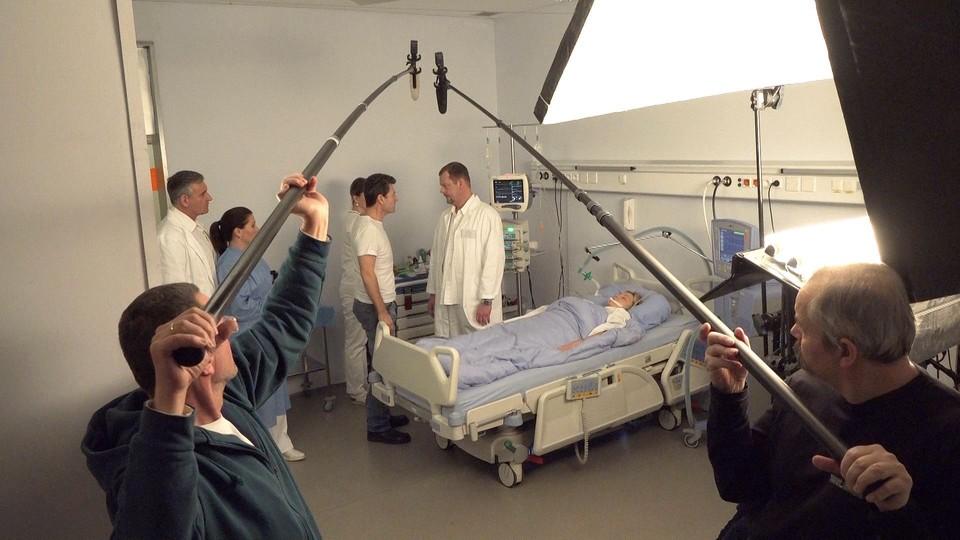 Ordinace: Ze zákulisí natáčení smrti Andrey - 5