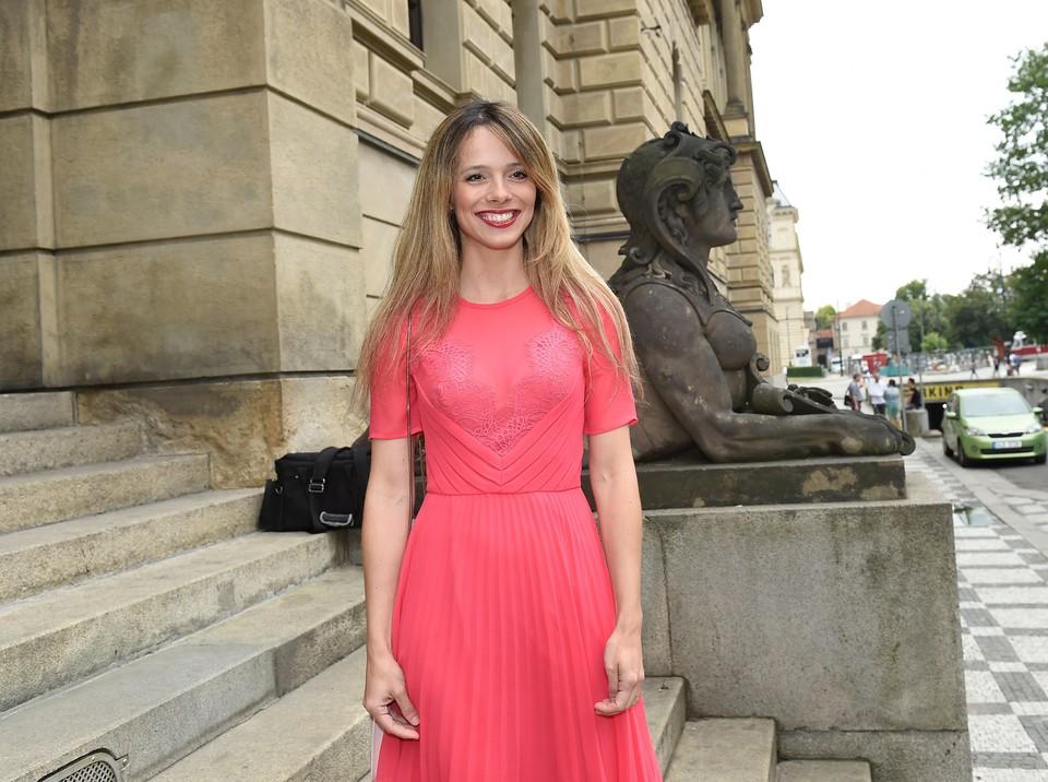 Lucie Černíková v roce 2018
