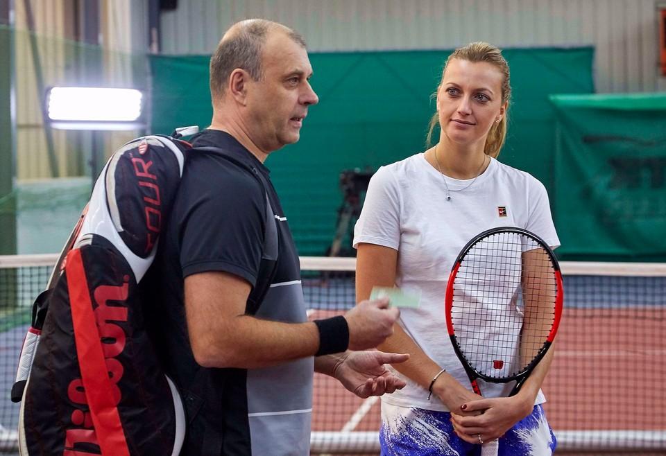 Tenistka Petra Kvitová hraje v Ordinaci sama sebe - 13