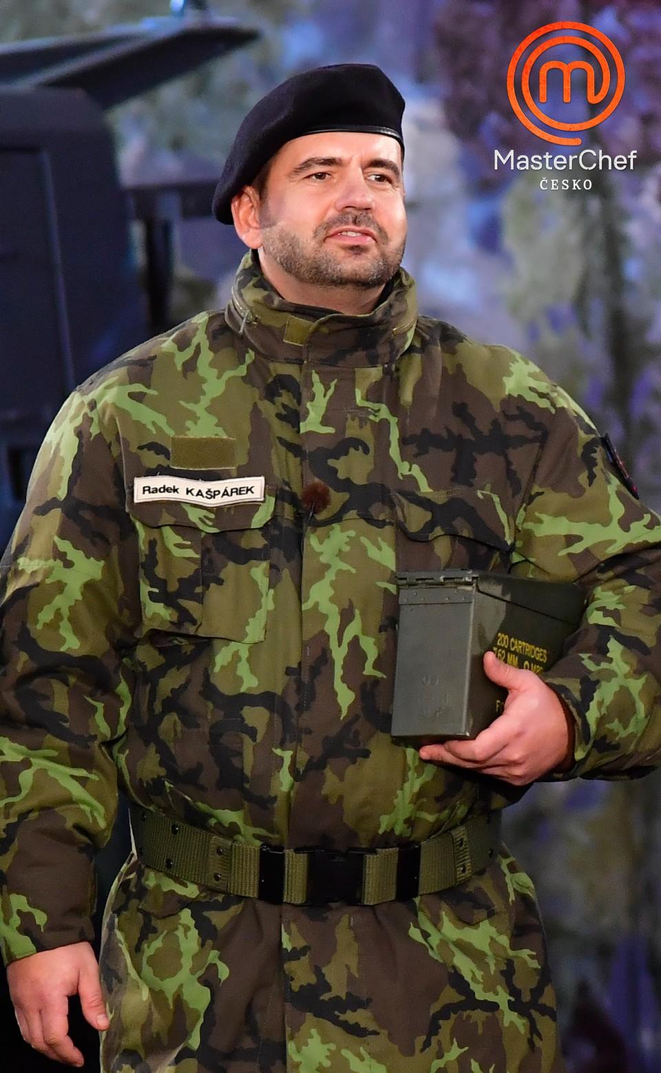 MasterChef: Radek Kašpárek - armáda 11.díl