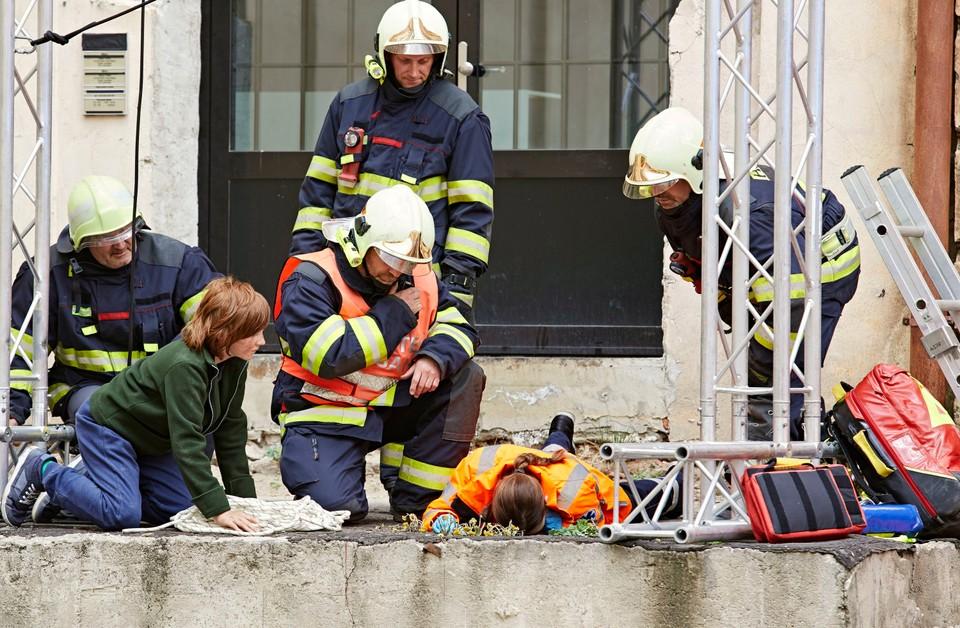 Ordinace: Bibi v nebezpečí při záchranné akci - 2