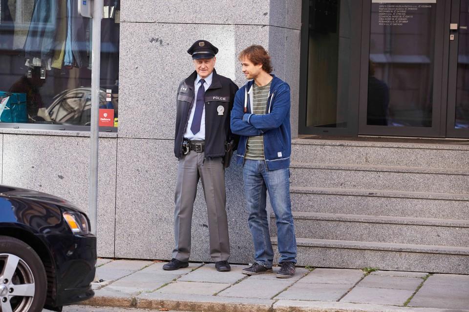 Policie Modrava - dotočná - 6