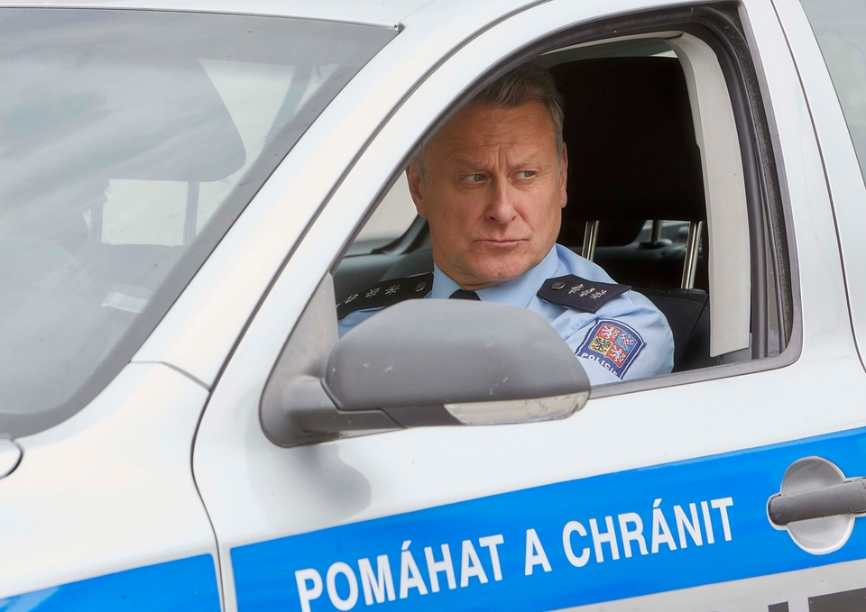 Policie Modrava – 1. klapka 3. řady