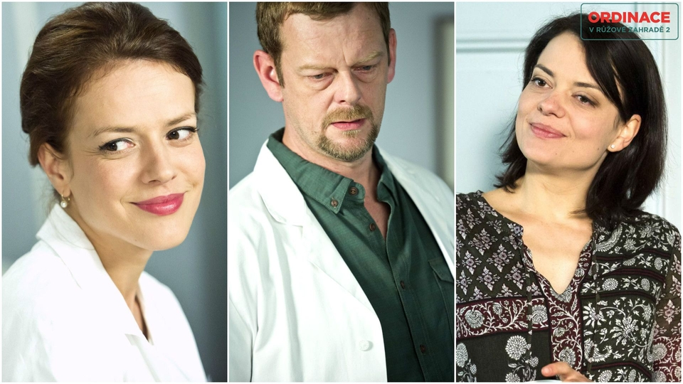 Ordinace: Marika, Ota, Kateřina