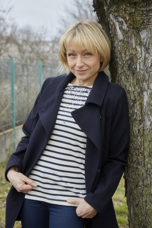 Klára Cibulková jako Andrea Hanáková