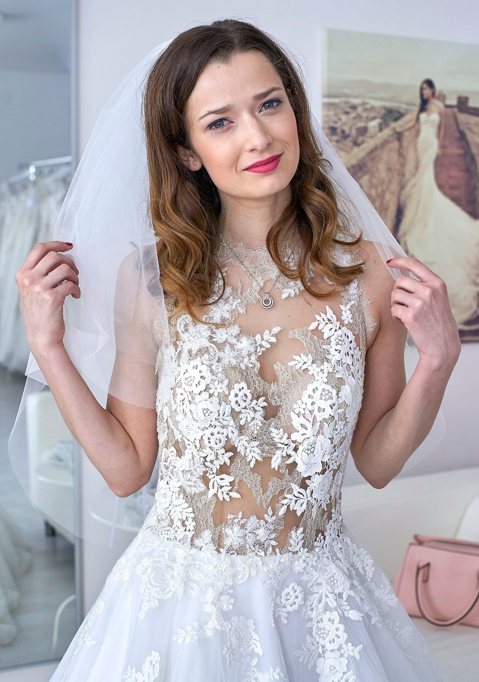 Ordinace: Svatební šaty Bibi - 4