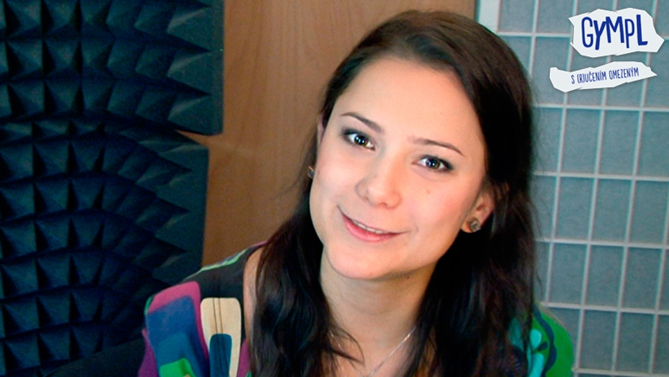 Gympl: Ivana Korolová - 3