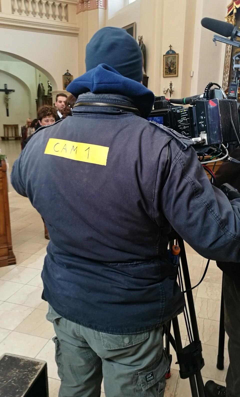 Ordinace ze zákulisí: Vtípek štábu při natáčení svatby Bibi - 6