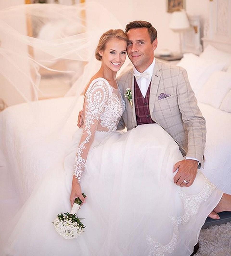 Roman Vojtek s manželkou Petrou