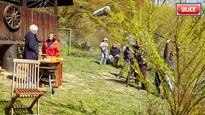 Seriál Ulice: Ze zákulisí natáčení na Peškově chatě - 6