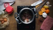 MasterChef recepty: Čokoládové bábovičky s pomerančem a marakujou podle Kristíny Nemčkové - 1