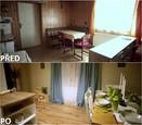 PŘED A PO: Proměna bytu rodiny Jochýmkových - kuchyně.