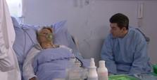 Andrea v nemocnici