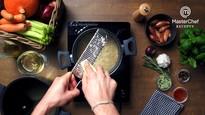 MasterChef recepty: Slávky se šafránovým rizotem podle Ley Skálové - 26
