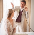 Seriál Ulice: Svatba Romana Vojtka a Petry Vraspírové