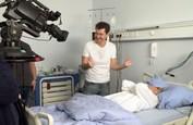 Ordinace: Ze zákulisí natáčení smrti Andrey - 3