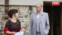Seriál Ulice: Ze zákulisí natáčení svatby Terezy a Davida - 4