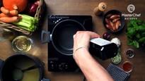 MasterChef recepty: Slávky se šafránovým rizotem podle Ley Skálové - 34