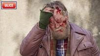 Seriál Ulice: Ze zákulisí focení útoku na Arnošta - 10