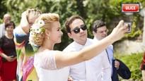 Seriál Ulice: Ze zákulisí natáčení svatby Terezy a Davida - 8