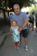 Martin Zounar s dcerou Cladií