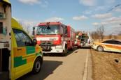 Hromadná nehoda autobusu v Ordinace