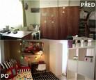PŘED A PO: Proměna bytu Čermákových - dětský pokoj.