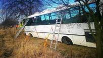 Autobusová nehoda v Ordinaci