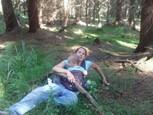 Nesnáším, když jdu po lese a zaklíním se pod kořenem - 3