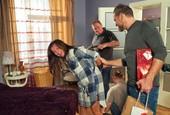 Ordinace: Zákulisí natáčení domácího násilí, líčení zranění i loučení s Jackuliakem - 15