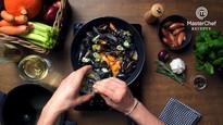 MasterChef recepty: Slávky se šafránovým rizotem podle Ley Skálové - 18