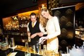 Pavlína Němcová otevřela nový bar v Praze