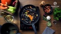 MasterChef recepty: Slávky se šafránovým rizotem podle Ley Skálové - 19