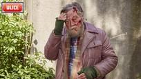 Seriál Ulice: Ze zákulisí focení útoku na Arnošta - 2