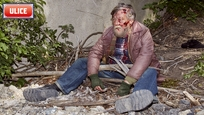 Seriál Ulice: Ze zákulisí focení útoku na Arnošta - 16