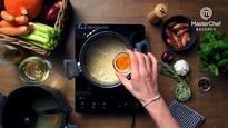 MasterChef recepty: Slávky se šafránovým rizotem podle Ley Skálové - 23