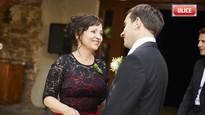 Seriál Ulice: Ze zákulisí natáčení svatby Terezy a Davida - 28