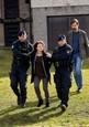 Natáčení Ordinace: Přepadení, zatčení únoskyně, nalezení Haničky - 32