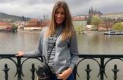 Jasmina Alagič - tak vypadala před operací