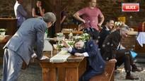 Seriál Ulice: Ze zákulisí natáčení svatby Terezy a Davida - 1