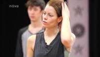 Tvoje tvář má známý hlas - Hana Holišová trénuje choreografii - 4