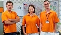 Ordinace: Hanák, Denisa a Standa ze záchranky