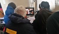 Ordinace ze zákulisí: Vtípek štábu při natáčení svatby Bibi - 2
