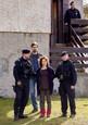 Natáčení Ordinace: Přepadení, zatčení únoskyně, nalezení Haničky - 30