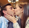 Seriál Ulice: Roman Vojtek s partnerkou Petrou