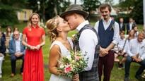 Svatba Elišky Dohnalové a Josefa Lásky
