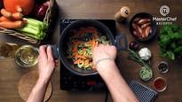 MasterChef recepty: Slávky se šafránovým rizotem podle Ley Skálové - 7