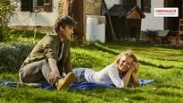 Alena a Martin na chatě