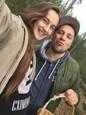 Michal Holán s přítelkyní Annamáriou